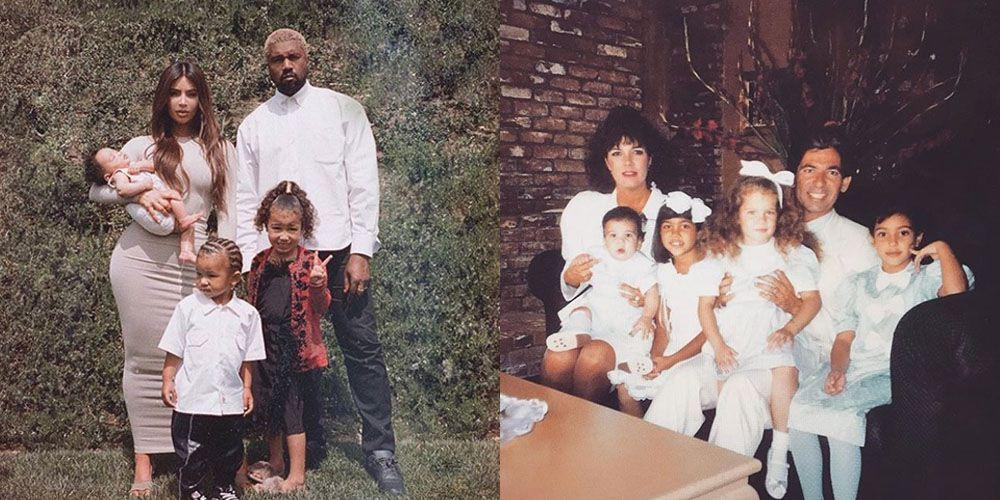 """<p>If the Kardashian-Jenner family ever turn their attention to adoption, we would like to nominate ourselves as tribute. Not only do they get invited to all the <a rel=""""nofollow"""" href=""""https://www.cosmopolitan.com/uk/fashion/celebrity/g3533/kim-kardashian-style-outfits-pictures/"""">swanky parties</a>, have <a rel=""""nofollow"""" href=""""https://www.cosmopolitan.com/uk/entertainment/a10288300/kim-kardashian-net-worth/"""">shedloads of cash</a> and seemingly enjoy the nicer things in life, but they take a pretty stellar family portrait, too (and we all know how important that is in the age of Instagram.)</p><p>Here, 29 of their best family photos of all time.</p>"""