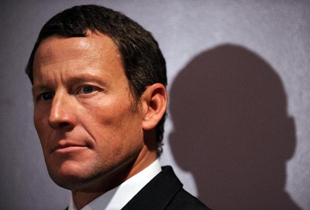 Lance Armstrong, pictured on February 28, 2011, admitted to doping throughout his career in 2013 after years of denials and ruthless attacks on his accusers (AFP Photo/Gabriel Bouys)