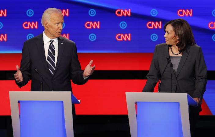 Indian-American Groups Laud Kamala Harris' Selection As Joe Biden's Running Mate