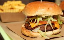 """<p>People collectively freaked out when Burger King announced that it would be offering an Impossible Whopper, a plant-based alternative to its popular Whopper. But making something plant-based doesn't necessarily mean it's healthy, Upton says. """"It's high in saturated fat,"""" she points out. </p>"""