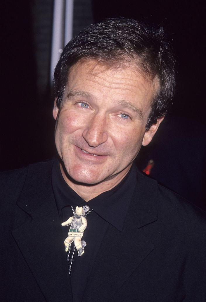 <p>Robin Williams' role in <em>Mrs. Doubtfire</em> made us laugh, cry, and became an instant classic. For that, we proudly name the late Robin Williams 1993's leading man. </p>
