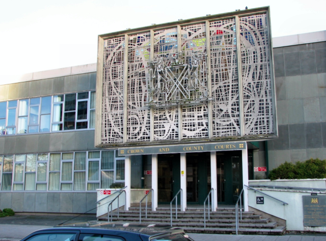 Fallon was found guilty at Plymouth Crown Court (Wikipedia)