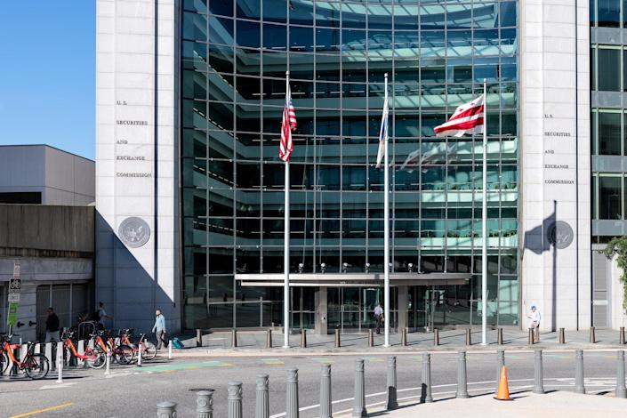 US United States Securities and Exchange Commission (Getty Images)