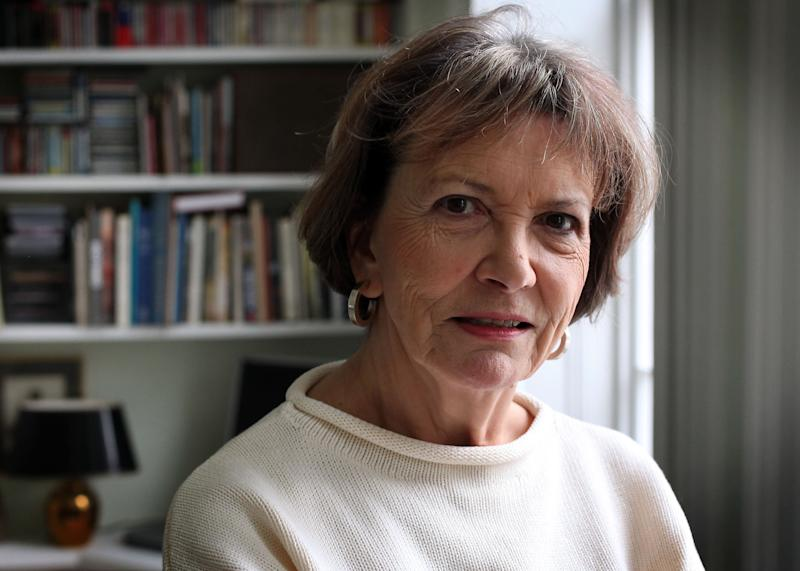 Baroness Bakewell said minister had to be 'fended off' (Susannah Ireland)
