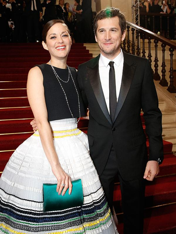 """The French actress revealed on Instagram that she and her actor/director beau are expanding their family. """" … Many years ago, I met the man of my life, father of our son and of the baby we are expecting,"""" she announced. She added: """"[Guillaume] is my love, my best friend, the only one that I need."""""""