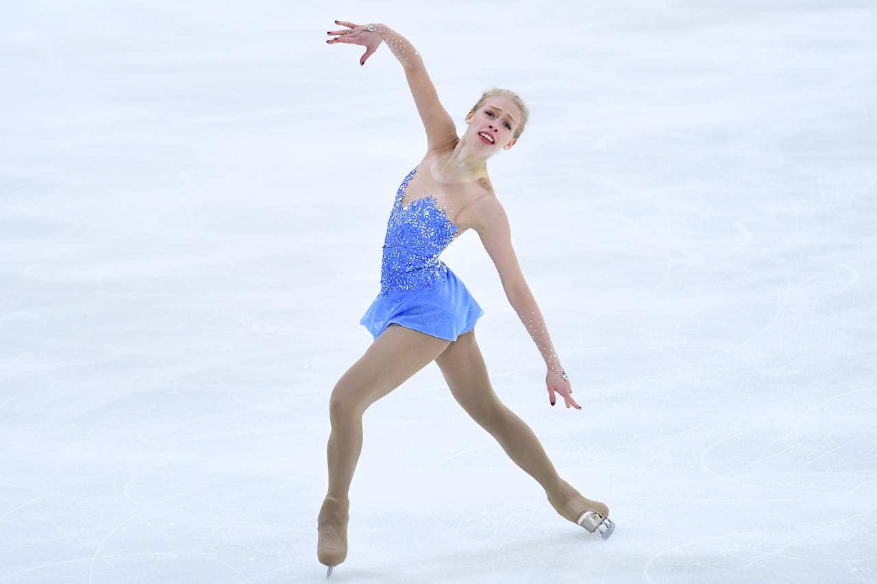 <p>One of the surprise delegates of the American's figure skating team, Bradie Tennell overcame a back injury to qualify for her first Olympics. In 2015 after winning the Junior title at the U.S. Championships, Tennell fractured her lumbar vertebra. She had another stress fracture in a different lumbar vertebrae in 2016, but came back in 2017 to take bronze in Skate America and later winning the 2018 U.S. National Title. </p>