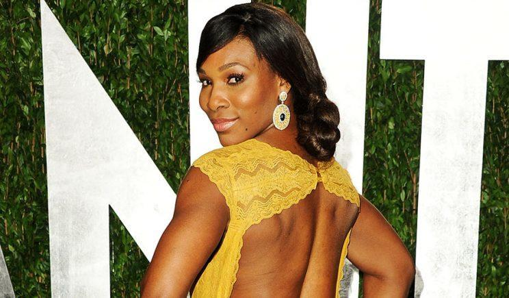 Serena Williams bares all for Vanity Fair