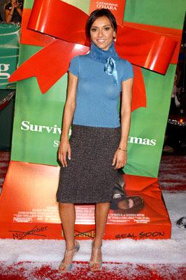 "Premiere: <a href=""/movie/contributor/1808548834"">Giuliana DePandi</a> at the Hollywood premiere of Dreamworks' <a href=""/movie/1808406120/info"">Surviving Christmas</a> - 10/14/2004<br>Photos: <a href=""http://www.wireimage.com/"">Gregg DeGuire, WireImage.com</a>"