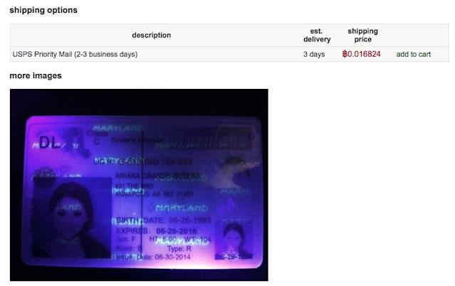 Reddit And Instagram Have A Thriving Marketplace For Fake IDs