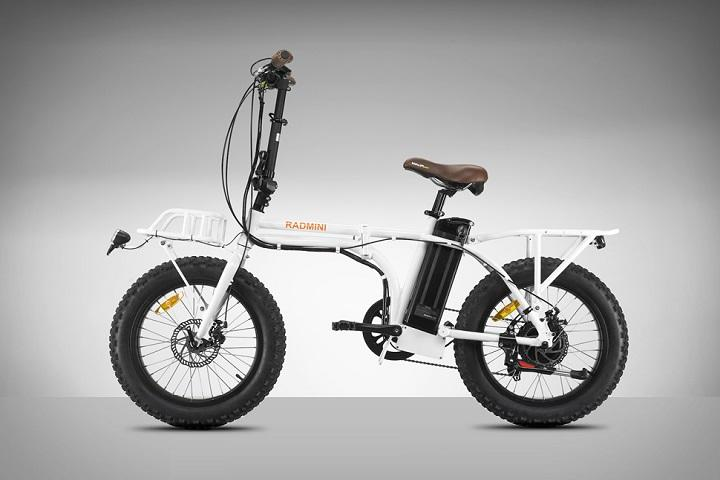radmini electric bike is foldable affordable and just. Black Bedroom Furniture Sets. Home Design Ideas