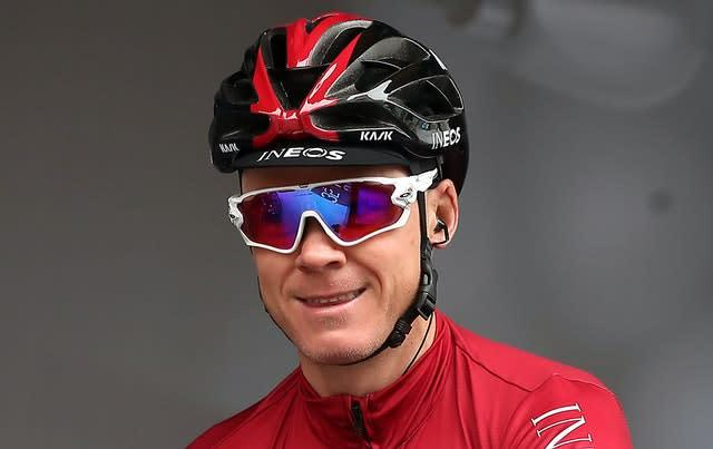 Chris Froome has questioned whether fans could be kept away from the Tour de France (Martin Rickett/PA)