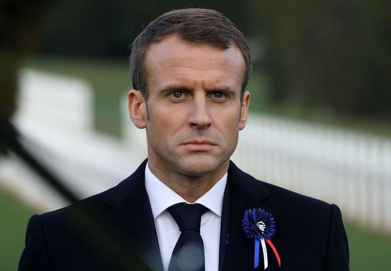 Macron Seizes Historical Moment to Redefine His Presidency in Opposition to Trump