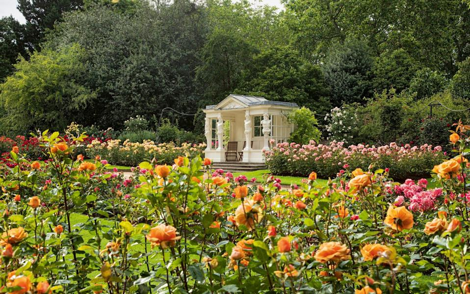 Buckingham Palace gardens will reopen this summer