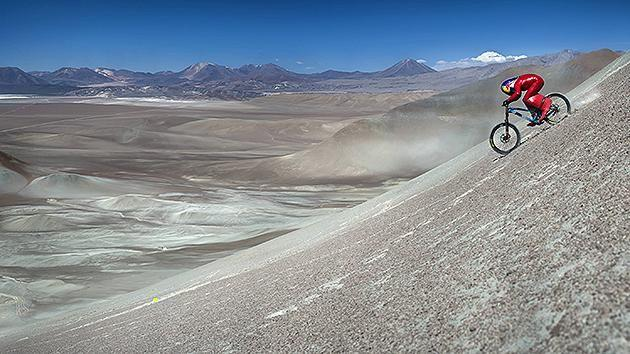 Chile was the perfect place for the record attempt. Pic: Getty