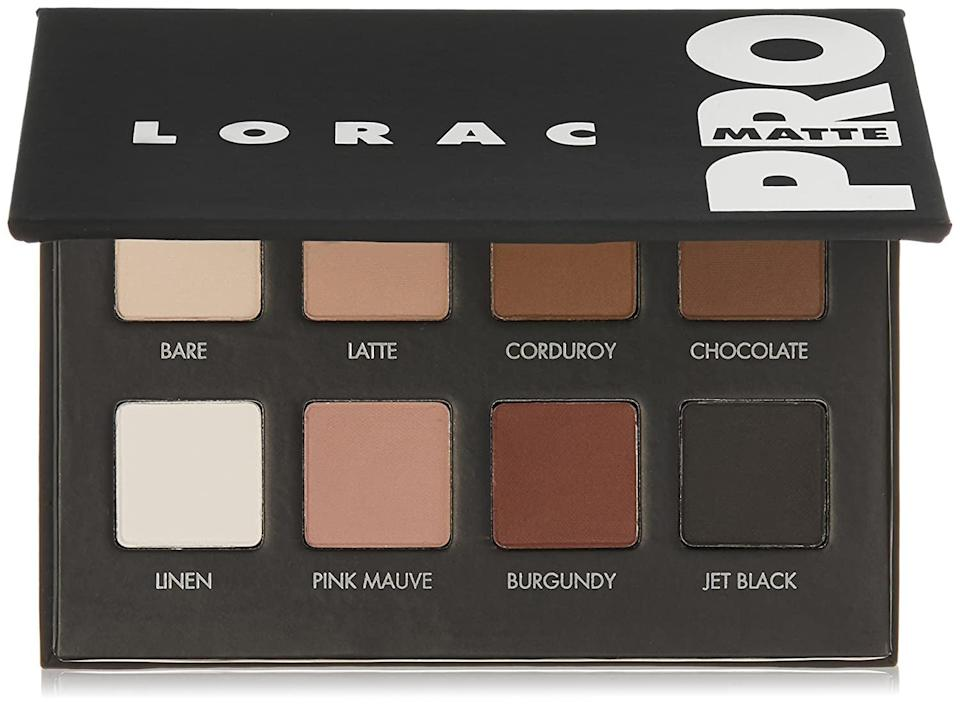 <p><span>Lorac Pro Matte Eye Shadow Palette</span> ($17, originally $28)</p>