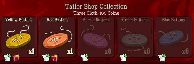 Tailor Shop Collection