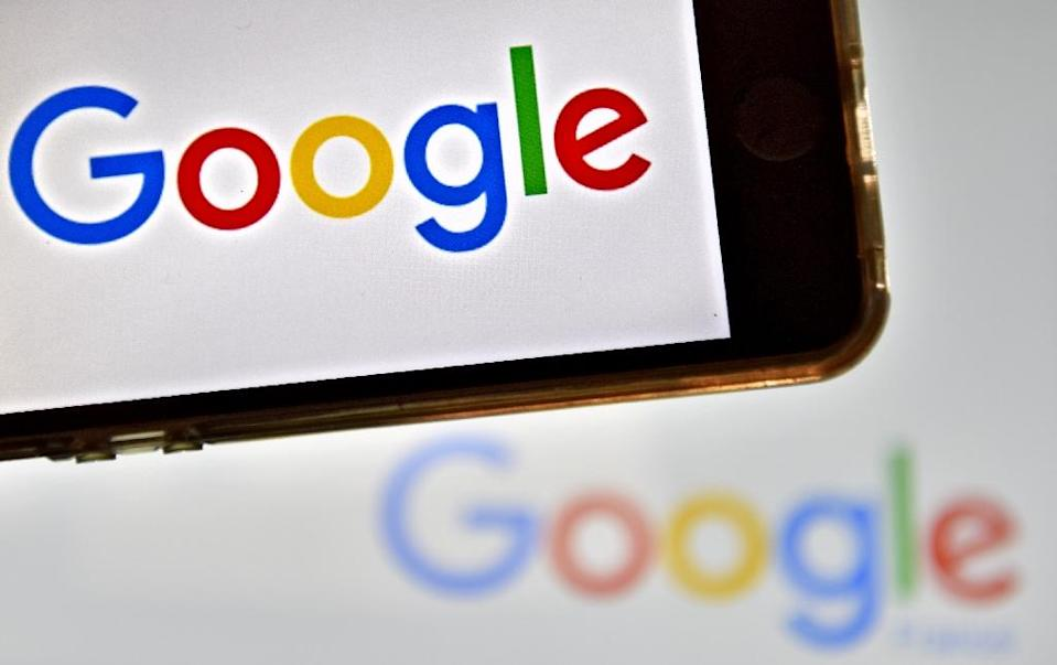 Google has unveiled new measures aimed at helping news organizations drive more subscriptions and generate revenues (AFP Photo/LOIC VENANCE)