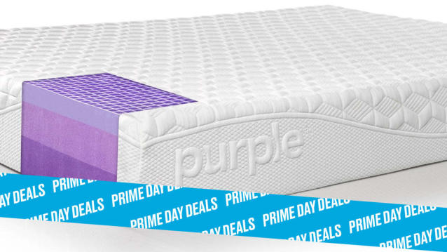 Photo Illustration by Elizabeth Brockway/The Daily Beast * Purple Queen Mattress, $799 (20% off). * Motion Isolation for better sleep, naturally antimicrobial, free-flow air chambers to keep you cool. * Shop the rest of our other Prime Day deal picks here. Not a Prime member yet? Sign up here.Purple makes some of the most unique mattresses on the market, and you can get your hands on one for 20% off today. This queen mattress was designed with motion isolation, so even the most locomotive sleepers won't wake their partners. It's breathable, antimicrobial, and the perfect balance between comfort and support. | Get it on Amazon >Let Scouted guide you to the best Prime Day deals. Shop Here >Scouted is internet shopping with a pulse. Follow us on Twitter and sign up for our newsletter for even more recommendations and exclusive content. Please note that if you buy something featured in one of our posts, The Daily Beast may collect a share of sales.Read more at The Daily Beast.Got a tip? Send it to The Daily Beast hereGet our top stories in your inbox every day. Sign up now!Daily Beast Membership: Beast Inside goes deeper on the stories that matter to you. Learn more.