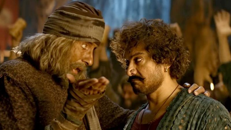 Thugs of Hindostan Box Office China: Aamir Khan's Film Is a Huge Letdown; Disappoints in Its Opening Weekend