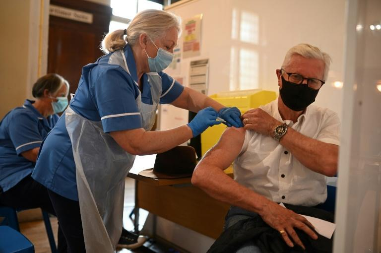A rapid vaccination programme has allowed British authorities to ease many coronavirus restrictions