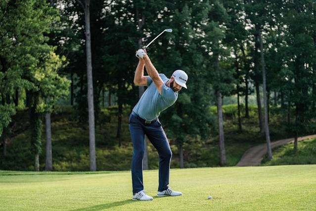 """""""Dustin Johnson's 2019 PGA Championship Friday Outfit"""" OFFICIAL SWEEPSTAKES RULES"""