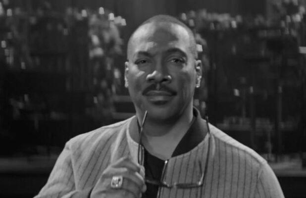 Watch Eddie Murphy Slo-Mo Walk Into Studio 8H in First Promo for His 'SNL' Return (Video)