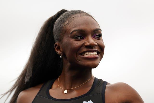 Dina Asher-Smith gets her campaign in Tokyo under way on Friday