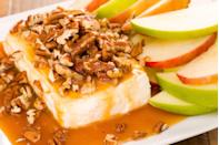 """<p>If you love caramel apples but hate how difficult they are to eat, you need this dip.</p><p>Get the recipe from <a href=""""https://www.delish.com/cooking/recipe-ideas/recipes/a43820/caramel-apple-cheesecake-dip-recipe/"""" rel=""""nofollow noopener"""" target=""""_blank"""" data-ylk=""""slk:Delish"""" class=""""link rapid-noclick-resp"""">Delish</a>.</p>"""
