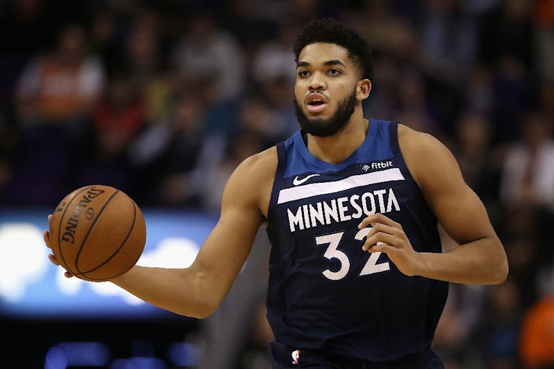 Karl-Anthony Towns involved in auto accident, questionable for Friday game