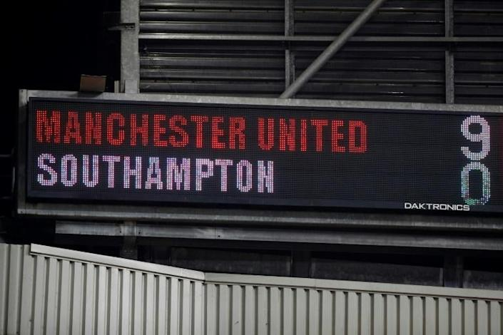 Manchester United equalled the Premier League record win with a 9-0 thrashing of Southampton