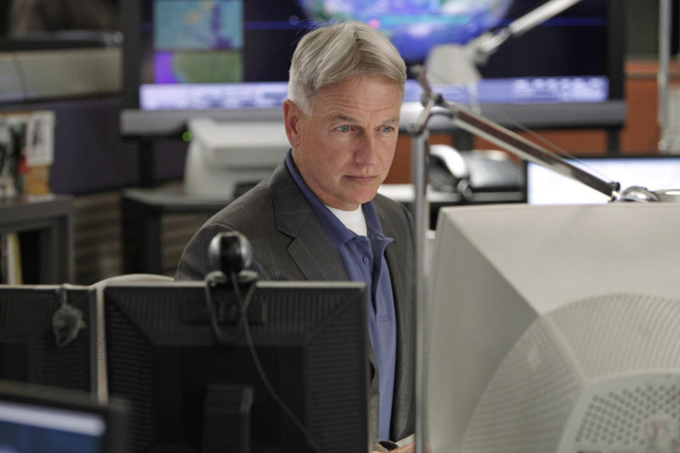 """This publicity image released by CBS shows Mark Harmon in a scene from """"NCIS."""" Last season 18.5 million viewers tuned into """"NCIS"""" to certify it as one of TV's highest-rated shows and, even more impressively, make it a series whose audience after 10 seasons has expanded, not shriveled, with age. (AP Photo/CBS, Sonja Flemming)"""