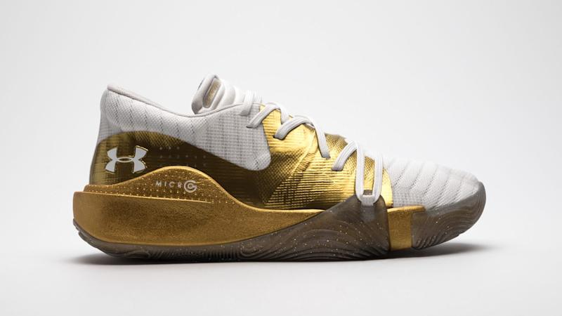 7661a0ae3754 Under Armour Unveils Exclusive Sneakers for NCAA March Madness