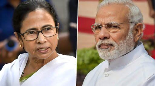 Mamata Banerjee Requests PM Narendra Modi to Release Rs 25,000 Crores For West Bengal, Cites 'Coronavirus Impact' on State's Finance