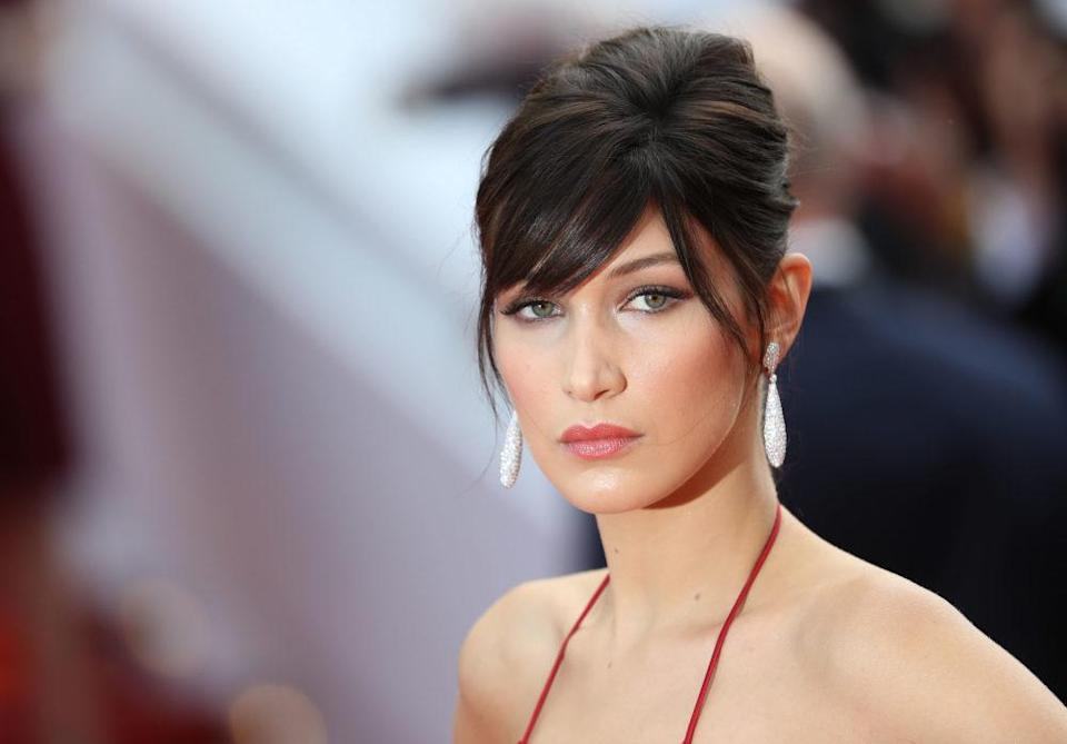 Bella Hadid's brand new matching minimalist tattoos will give you major ink envy
