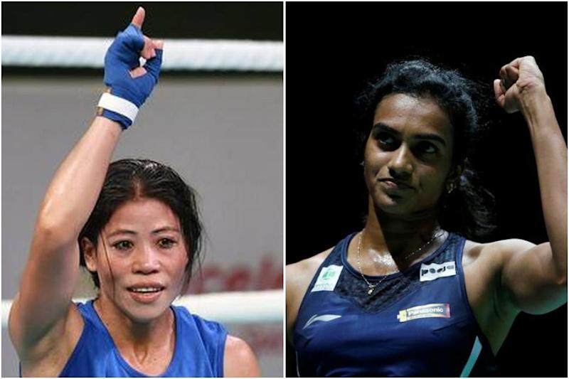 Mary Kom for Padma Vibhushan, PV Sindhu for Padma Bhushan in All-Women List Sent by Sports Ministry