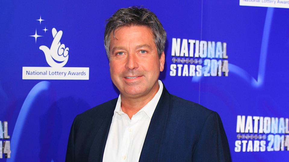Masterchef host John Torode has admitted he's obsessed with cleaning during lockdown