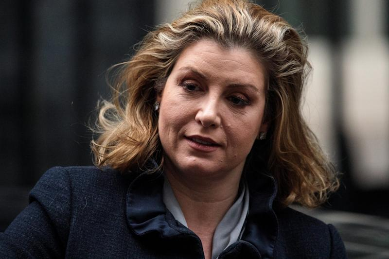 Penny Mordaunt has proposed a 'managed no-deal' an idea criticised by Europe (Getty Images)