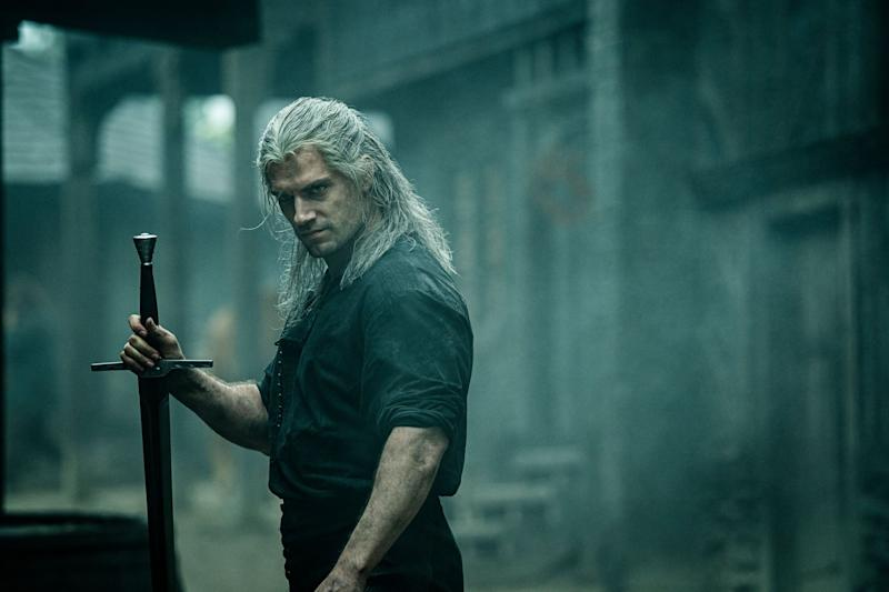 THE WITCHER, Henry Cavill, (Season 1, ep. 101, aired Dec. 20, 2019). photo: Katalin Vermes / Netflix / Courtesy Everett Collection