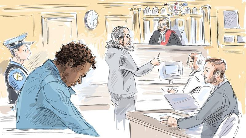 'It was getting terrifying:' students attend hearing for alleged feces-thrower