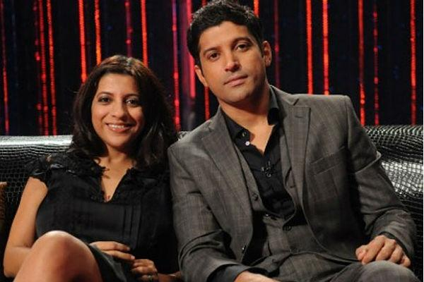 2. Zoya and Farhan Akhtar Born to veteran lyricist Javed Akhtar, both Zoya and Farhan have come across as immensely talented individuals. The duo is young, energetic and manages to strike a chord with the youth by the means of their work. Filmmaker Zoya Akhtar, followed her brother, to venture into the arena of direction, where her brother is a pro. Recently, the two of them worked together in 'Zindagi Milegi Na Dobara' which turned out to be a monster hit.