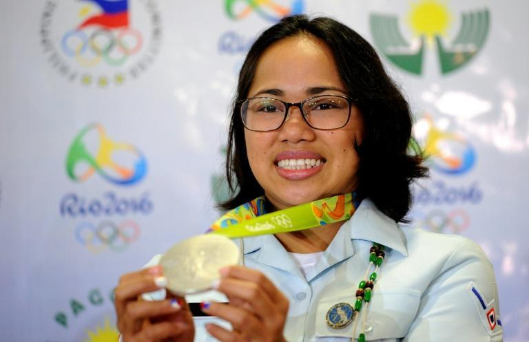 Hidilyn Diaz became the first woman from the Philippines to win a silver medal at the Rio Olympics five years ago, on Monday in Tokyo she turned it to gold