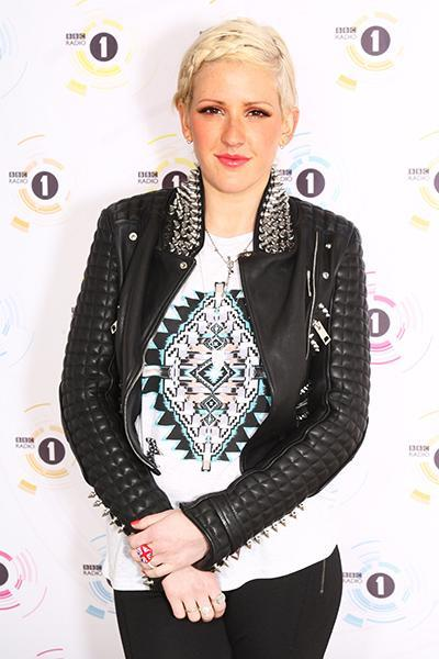 """<div class=""""caption-credit""""> Photo by: Getty Images</div><div class=""""caption-title"""">BBC Radio 1's Big Weekend in 2011</div>Ellie knows that when wearing a jacket that's this detailed, there's no need for over-the-top accessories. The jacket, especially when worn over a tribal-print tee, has enough visual interest to carry any outfit."""