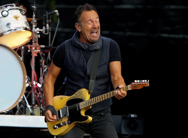 <p>No. 3: Bruce Springsteen<br>2016 earnings: $42.2 million<br>(International Business Times) </p>