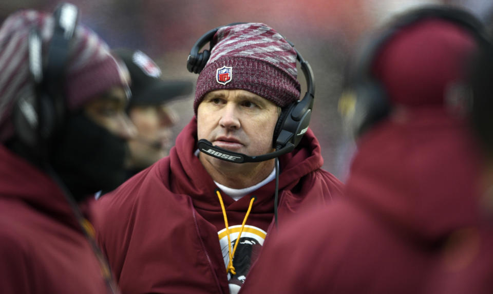 Compared to what Washington Redskins head coach Jay Gruden has tolerated for his team it's surprising D.J. Swearinger's criticism of defensive coaching is where he drew the line. (AP)