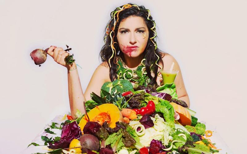 Daniella Isaacs: 'When did wellness start making us sick?' - All Rights Reserved. Max Lacome, maxlacome.com