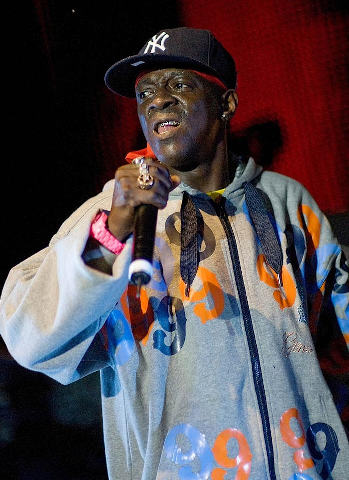 "In the late '80s and early '90s, hip-hop group Public Enemy and its member Flavor Flav were known for their controversial lyrics and hard-hitting tracks. Later, the rapper was better known as a reality star from ""The Surreal Life"" who fell in love with Brigitte Nielsen. He then appeared on spin-off show, ""Strange Love,"" and when that didn't work out, ""Flavor of Love,"" where he looked for Mrs. Right and often repeated his signature phrase -- ""Flavor Flav""! Marc Grimwade/<a href=""http://www.wireimage.com"" target=""new"">WireImage.com</a> - January 5, 2011"