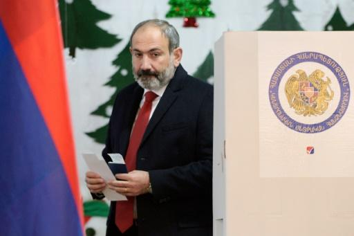 """Armenia's Prime Minister Nikol Pashinyan, who said on June 1 he had himself tested positive for the virus, has blamed widespread quarantine violations on """"false rumours that the pandemic is a fiction"""""""