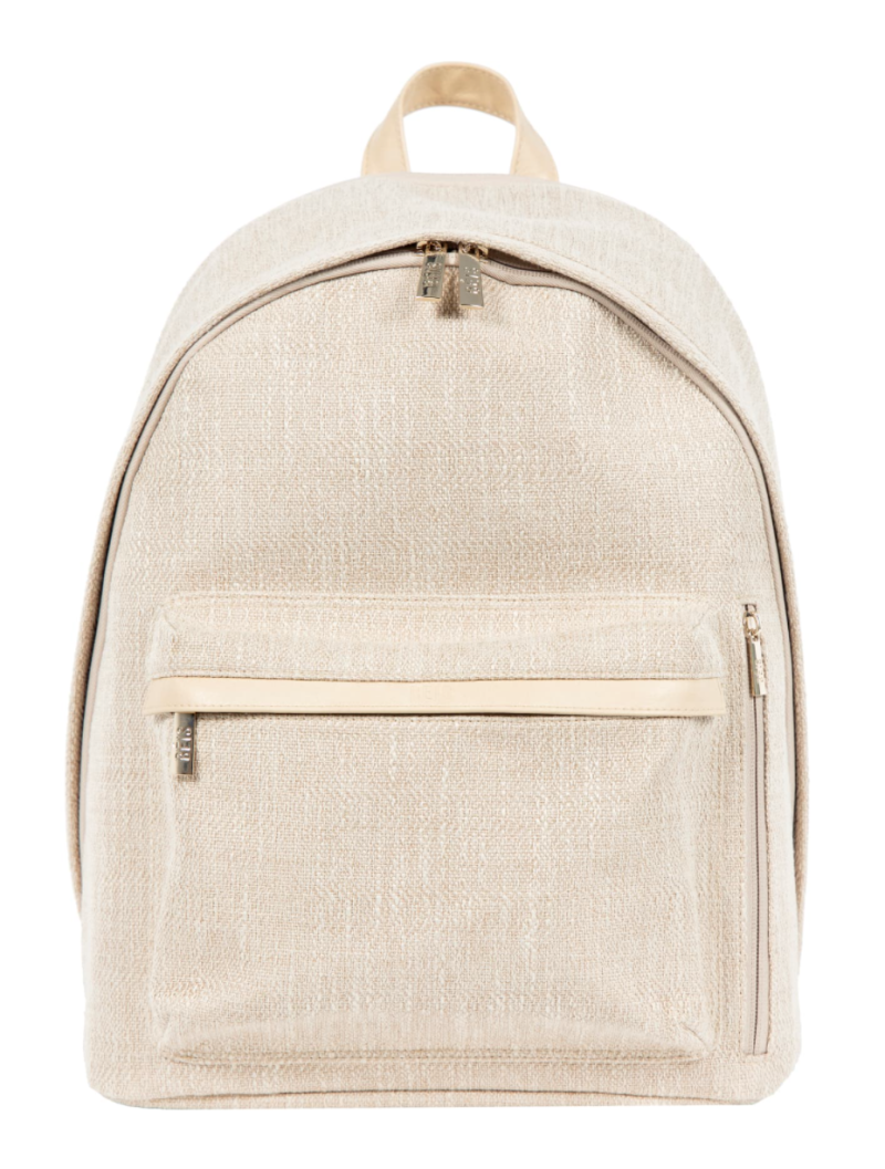 BÉIS The Small Backpack in Beige