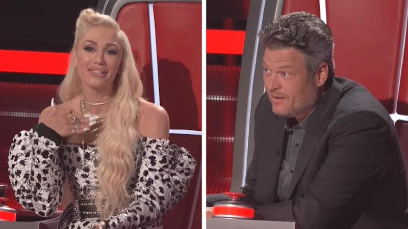 'The Voice': Gwen Stefani and Blake Shelton Wowed By Rose Short's Cover of 'God's Country'