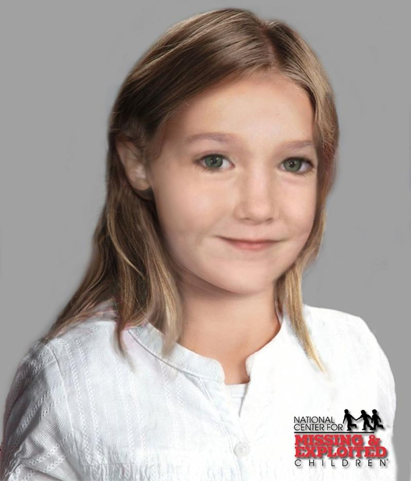 An age-progressed photo of Madeleine McCann | Photo Illustration by Child Exploitation and Online Protection Centre via Getty